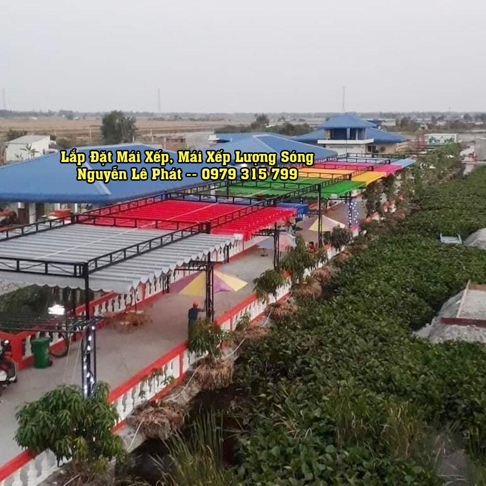 Báo Giá Lắp Đặt Mái Xếp Gò Vấp, Mái Hiên Che Di Động Tai Quận Gò Vấp